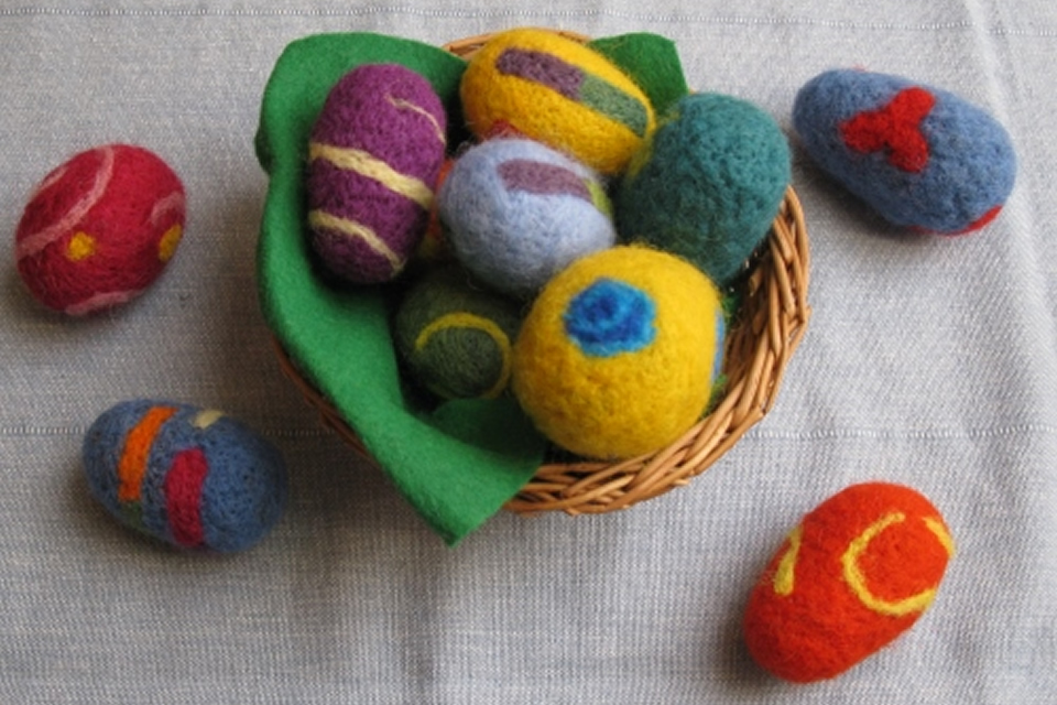 The Felting Workshop